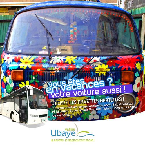 Vallée de l'ubbaye - Annonce Presse