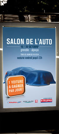 Salon de l'auto de Grenoble