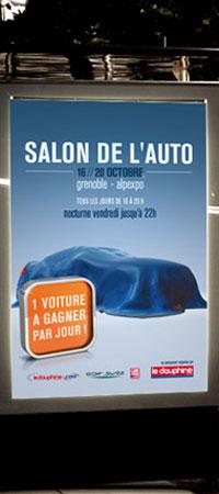 Salon de l'auto de Grenoble